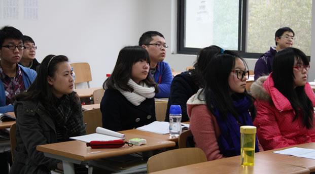 华中师范大学国际预科班留学申请说明会及专业课考试